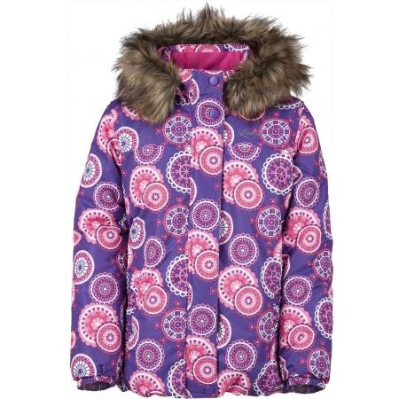 Lewro LATISHA 140-170 - Dívčí zimní bunda