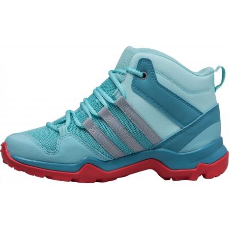 Dětská outdoorová obuv - adidas TERREX AX2R MID CP K - 4