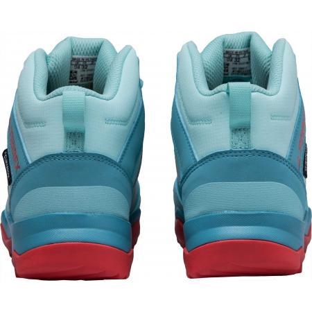 Dětská outdoorová obuv - adidas TERREX AX2R MID CP K - 9
