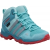 Dětská outdoorová obuv - adidas TERREX AX2R MID CP K - 1