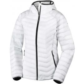 Columbia POWDER LITE HOODED JACKET - Dámská zimní bunda