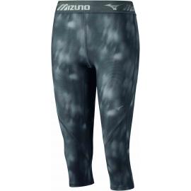 Mizuno IMPULSE 3/4 TIGHT W - Dámské elastické 3/4 kalhoty