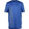 Dětské sportovní triko - Umbro VERTICAL POLY TEE - 1