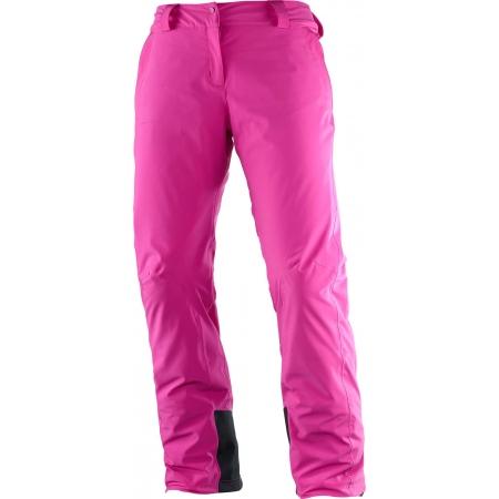 Salomon ICEMANIA PANT W - Dámské zimní kalhoty