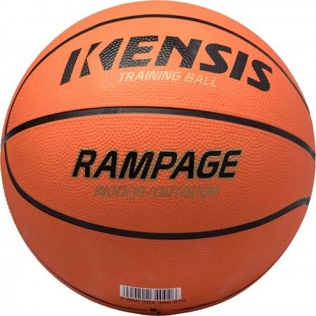 Basketbalový míč - Kensis RAMPAGE7 - 2
