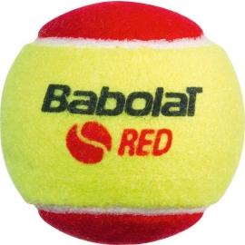 Babolat RED FELT X3 - Tenisové míče