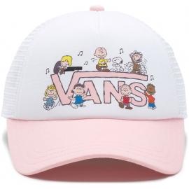 Vans PEANUTS DANCE PARTY OL - Dámská truckerka Peanuts