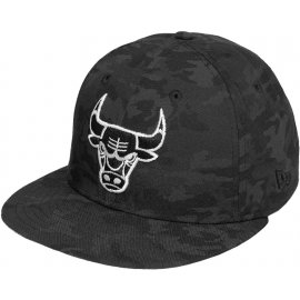 New Era 59FIFTY NBA CAMO CHICAGO BULLS
