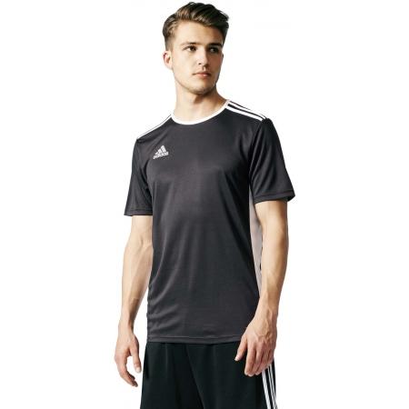 adidas ENTRADA 18 JSY JR - Chlapecké fotbalové triko