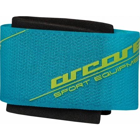 Arcore CCS FIX-U7B BLUE - Slepky na běžecké lyže