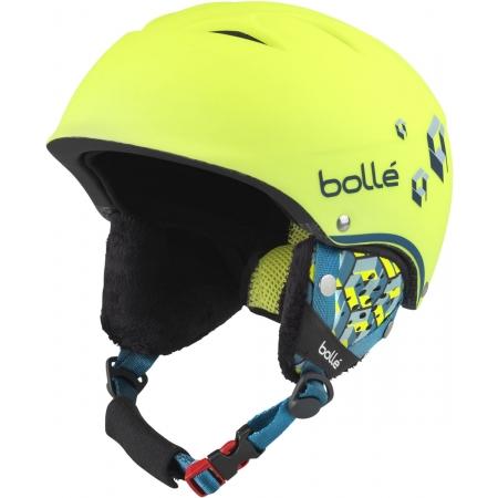 Dětská sjezdová helma - Bolle B-FREE