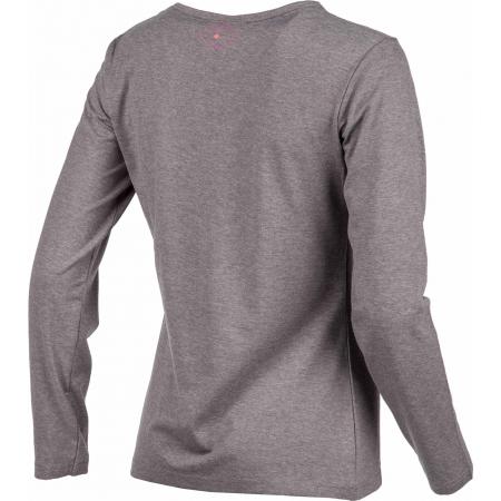 Dámské tričko - Hi-Tec LADY HUBEL LS - 3