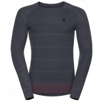 Odlo JUL PRINT THIRTL/S CREW NECK