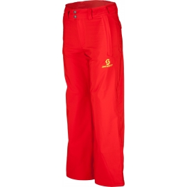 Scott PANT SMU J´S SCOTT SLOPE - Dětské lyžařské kalhoty