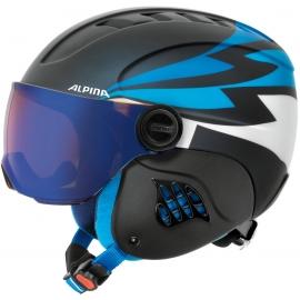 Alpina Sports CARAT LE VISOR HM PERIWINKLE