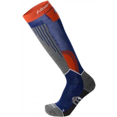 Mico SOCKS M1 ALBERTO TOMBA - Lyžařské ponožky