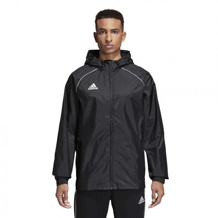 Pánská fotbalová bunda - adidas CORE18 RAIN JACKET - 2