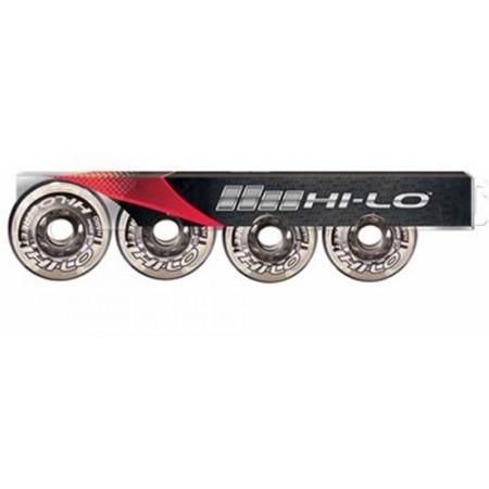 Set náhradních koleček - Bauer HI-LO STR 4PK 76MM / 82A