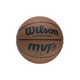 Wilson MVP TRADITIONAL SERIES - Basketbalový míč