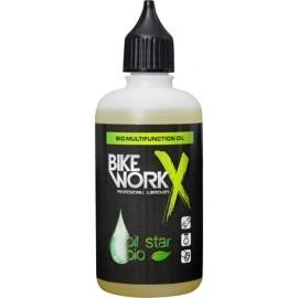 Bikeworkx OIL STAR BIO 100 ML - Univerzální olej