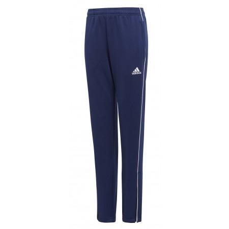 adidas CORE18 TR PNT Y - Dětské fotbalové kalhoty