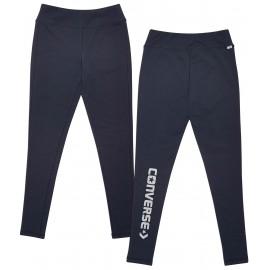 Converse CORE REFLECTIVE WORDMARK LEGGING - Dámské přiléhavé kalhoty