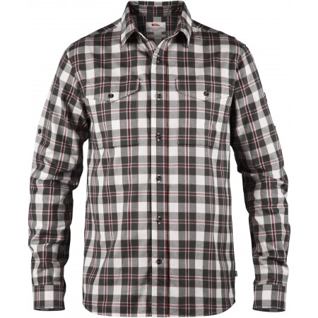 Fjällräven SINGI FLANNEL SHIRT - Pánská košile