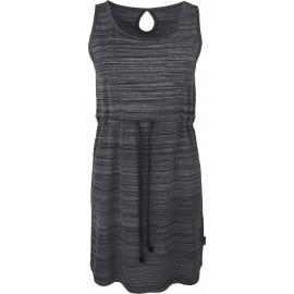 Carra ALBA BLACK - Dámské šaty