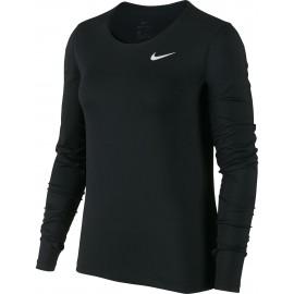 Nike TOP LS ALL OVER MESH W - Dámský top