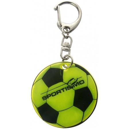 Profilite FOOTBALL KEY - Reflexní přívěsek