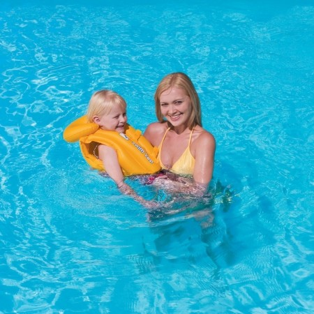 Nafukovací vesta - Bestway Swim vest step - 6