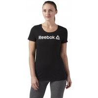 Reebok REEBOK LINEAR READ SCOOP NECK