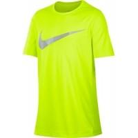 Nike DRY TOP SS LEG GFX B