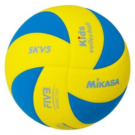 Dětský volejbalový míč - Mikasa SKV5 - 1