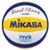 Beachvolejbalový míč - Mikasa VLS300 - 1