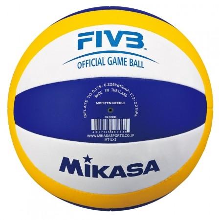 Beachvolejbalový míč - Mikasa VLS300 - 3