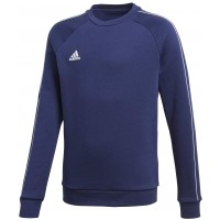 adidas CORE18 SWEAT TOP YOUTH