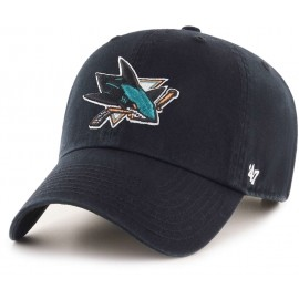 47 NHL SAN JOSE SHARKS CLEAN UP