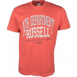 Russell Athletic S/S NECK CREW ATH DEPARTMENT - Pánské tričko