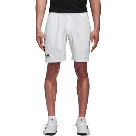 Pánské kraťasy - adidas CLUB 3 STRIPES SHORT - 2