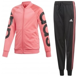 adidas LINEAR POLYESTER TRACKSUIT