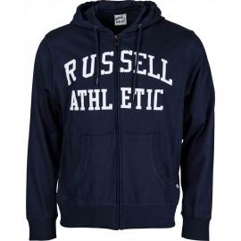 Russell Athletic PRINT HOODY FULL ZIP - Pánská mikina