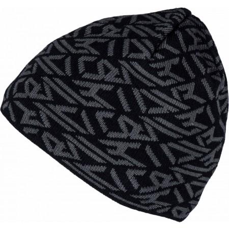 Chlapecká pletená čepice - Lewro JEFF - 1