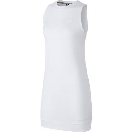 850240e93f1b Dámské šaty - Nike W NSW DRSS FT - 1