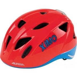 Alpina Sports XIMO FLASH B - Dětská cyklistická helma
