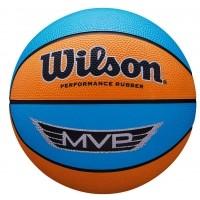 Wilson MVP MINI RBR BSKT