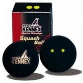 Pro Kennex SQ MÍČ ŽLUTÝ DVĚ TEČKY - Squashový míč