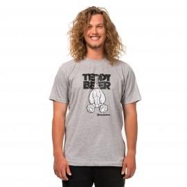 Horsefeathers TEDDY BEER T-SHIRT - Pánské tričko
