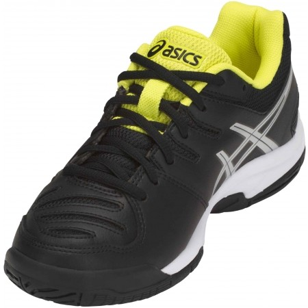 Dětská tenisová obuv - Asics GEL-GAME 5 GS - 4