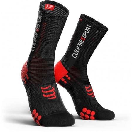 Cyklistické ponožky - Compressport V3.0 BIKE - 1
